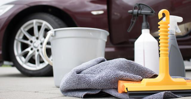 Accessoires essentiels pour le nettoyage du printemps